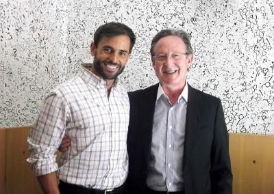 Kapinha e dr. Biscaia Fraga 2