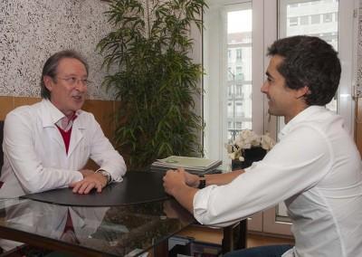 Dr. Biscaia Fraga e Simão Morgado