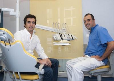 Simão Morgado e Dr. Jaime Murça