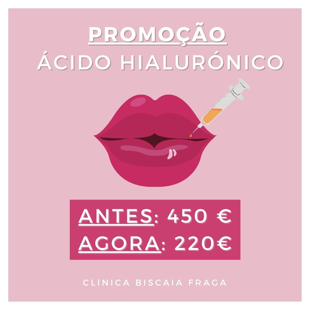 Promoção Ácido Hialurónico